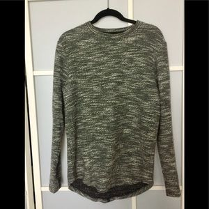 Kuwalla Tee Knitted Long Sleeve Pullover Top